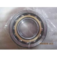 Buy High precision Angular contact ball bearing 7312BEGAM brass cage small ball at wholesale prices