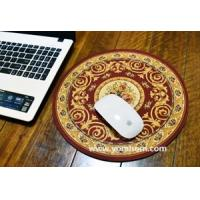 Quality Oriental Persian round carpet  game mouse pad for sale