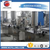 Quality Nancheng Machanical  High quality auto beverage soda can filling machine for sale