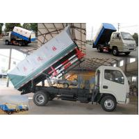 Quality Close type garbage dump truck for sales for sale