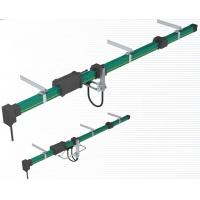 China Crane Power Supply Bus Bar Systems PVC Housing 3P Center Joiner 4 Pole Clamps on sale