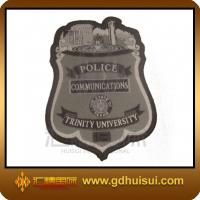 Quality weaving label patch woven badges for sale