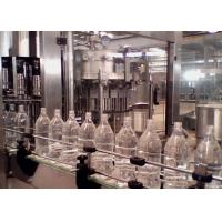 China Drinking Mineral or Pure Water Bottling Plant for PET Bottle / Glass Bottle on sale