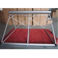 China 30 Tubes Copper Heat Pipe Solar Collector, Solar Thermal System For Flat Roof on sale