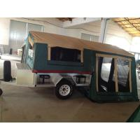 Quality off road tent camper trailer  Heavy-duty trailer Travel Trailer for sale
