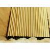 19.05*2.11*6100mm Copper Alloy Tube Aluminum Brass Tube ASTM B111 C68700 for sale