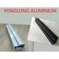 Quality T5 / T6 Powder Coated Aluminium For Window / Door Square Shape for sale