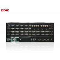 LCD video wall processor 1920 x 1200 upto 4K input output Pure hardware designed DDW-VPH0507 for sale