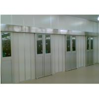 Quality 380v 50HZ 3P Cleanroom Air Shower For Cargo / Class 100 Clean Room for sale