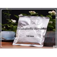 Quality Sarms Stenabolic Muscle Growth Powder Sr9009 Human Growth Peptides for sale
