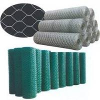 Quality galvanized/pvc hexagonal wire mesh factory for sale