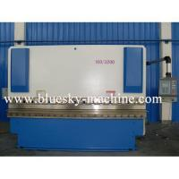 China NC hydraulic press brake HPBK-100/3200 on sale