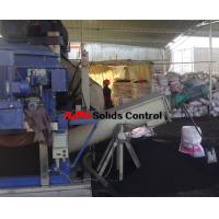 Quality Reliable high quality Auger screw feeder used in waste management system at oilfield for sale