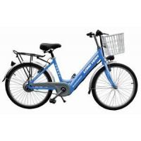 Quality Male City Electric Bikes (TDN1201ZF) Battery Inside The Frame for sale