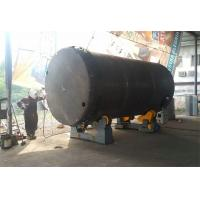Quality 20 Ton Steel Pipe Rollers With Remote Hand Control And Foot Pedal for sale