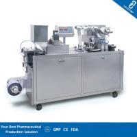 China Alu Alu Blister Packing Machine Easy Change Moulds And Saving Material on sale