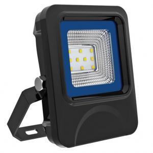 Quality Cool White Led Flood Light Black 6000k 80ra , 20 Pcs Led Outside Flood Lights Led for sale