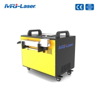 Quality Environment Friendly Non Contact 100W Laser Derusting Machine for sale