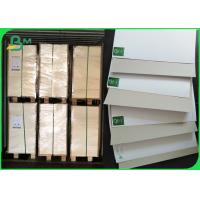 China FSC white coated Duplex board 300GSM Smooth Surface For Soap Packaging on sale