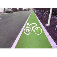Quality Durable Bicycle / Synthetic Jogging Track Weatherable Commercial EPDM Crumb Rubber for sale