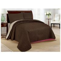 Quality Skin Friendly Bed Spread Sets 100 Polyester Bedspread For Home for sale
