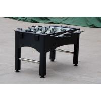 70 KG 5FT Football Table Game Wood Table Soccer Chromed Players MDF With PVC