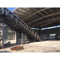 China Recycling Steel Scrap Shredder Machine For Bicycles , Empty Cans on sale