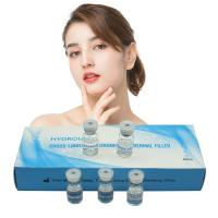 China Anti Wrinkle Facial Dermal Fillers Injectable Cross Linked Hyaluronic Acid Gel on sale