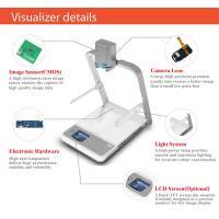 Quality Smart Document Camera Vision Projector Visualizer for sale