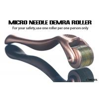 Quality Micro Needle Derma Roller For Anti Aging , Acne Scar Derma Roller Therapy for sale