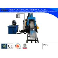 Quality Light Type Cable Tray Roll Forming Machine Automatic Hydraulic Punching Part Small PLC Control for sale