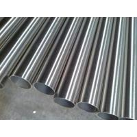 Buy cheap 316L 304 Stainless Steel Welded Pipe Wall Thickness 0.15-3.0mm / OD 6-159 mm from wholesalers