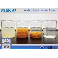 Buy cheap Color Removal Wastewater Recycling Chemicals Organic Polymer Flocculant in from wholesalers