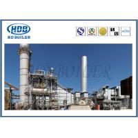 Quality 5T -130T Waste Heat HRSG Heat Recovery Steam Generator Water Tube Boiler for sale
