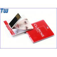 Quality Noble Slim Square Card Best USB Flash Drive High Quality Printing for sale