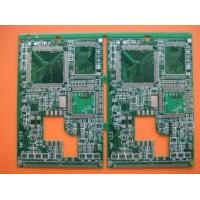 Quality Lead free HASL double layer pcb 94v0 custom circuit board with Rohs compliance for sale