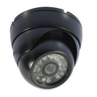 "Quality Dome CCTV Camera 700tvl with 1/3"" CMOS 24 IR Night Vision Color IR Indoor Security for sale"