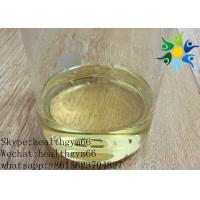 Quality Yellow Oil Liquid Injectable Anabolic Steroids Testosterone Acetate 100mg/ml For Muscle for sale
