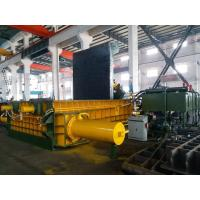 Quality 315 Tons Two Master Cylinder High Bale Density Scrap Metal Pressing machine for sale