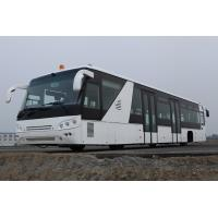 Buy SANHUAN Steering 77 Passenger Aero Bus With Pneumatic Suspension at wholesale prices