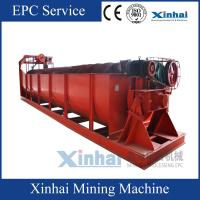 Buy cheap Wearable Rubber Liner Submerged Spiral Classifier For Mining High Efficient from wholesalers