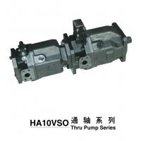 Quality 28cc Displacement Rotary Tandem Pump for Hydraulic System , A10VSO18 DFR for sale