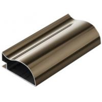 Quality Anodized Structural 6061 aluminium extrusion profiles , Industrial Aluminum Profile for sale