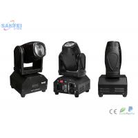 Quality 60HZ Changable Pattern 10 W LED Moving Head Light For Night Club for sale