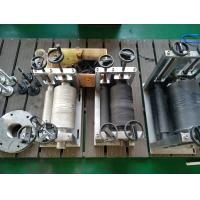 Quality Electrical Deck WPC Embossing Machine For Chairs / Benches WPC Embossing Machine for sale