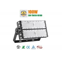 Quality 100 Watt Led Flood Lights Outdoor High Power DALI Dimming Project Lighting for sale