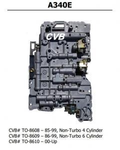 Quality Auto Transmission A340E sdenoid valve body good quality used original parts for sale