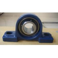 Buy Rubber Seal Pillow Block Bearing UCP206 With Chrome Steel / Cast Iron House at wholesale prices