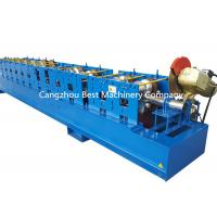 Quality Hydraulic Down Spout Roll Forming Machine For Round And Square Pipe for sale