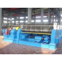 Quality 25 - 30 mm Thickness Plate Rolling Machine 3 Roll Mechanical Plate Bending Machine for sale
